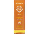 Dermacol Sun Water Resistant SPF50 vodeodolné zvláčňujúce mlieko na opaľovanie i pre deti 200 ml
