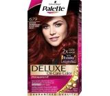 Schwarzkopf Palette Deluxe farba na vlasy 679 Intenzívne červenofialové 115 ml
