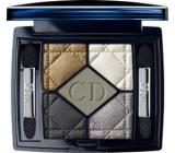 Dior 5 Couleurs Designer paletka 5ti očních stínů Royal Kaki 454 odstín 6 g