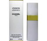Chanel Coco Mademoiselle toaletná voda plniteľný flakón pre ženy 50 ml s rozprašovačom