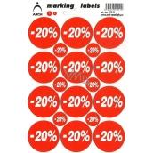 Arch Zľavové etikety -20%