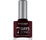 Deborah Milano 7 Days Long Nail Enamel lak na nehty 160 11 ml