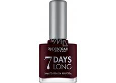 Deborah Milano 7 Days Long Nail Enamel lak na nehty 160 11 ml