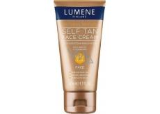 Lumene Natural Bronze Self Tan Face Cream Samoopalovací krém na obličej 50 ml