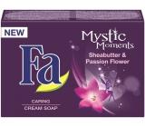 Fa Mystic Moments Sheabutter & Passion Flower krémové toaletné mydlo 90 g