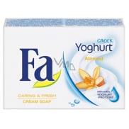 Fa Greek Yoghurt Almond toaletní mýdlo 90 g