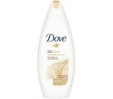 Dove Silk Glow s hodvábnymi proteínmi sprchový gél 250 ml