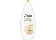 Dove Silk Glow s hedvábnými proteiny sprchový gel 250 ml