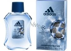 Adidas UEFA Champions League Champions Edition voda po holení 100 ml