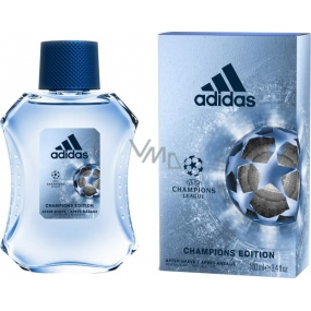 Adidas UEFA Champions League Champions Edition voda po holení 100 ml