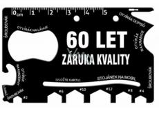 Albi Multinářadí do peněženky 60 Let záruka kvality 8,5 cm × 5,3 cm × 0,2 cm