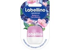 Labello Labellino Blueberry & Cherry Blossom pečující balzám na rty 7 g