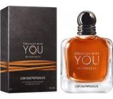 Giorgio Armani Emporio Stronger with You Intensely parfémovaná voda pro muže 50 ml
