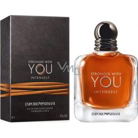 Giorgio Armani Emporio Stronger with You Intensely toaletná voda pre mužov 50 ml