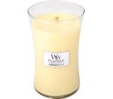 Woodwick sviečka sklo veľká Lemongrass + Lily 0659