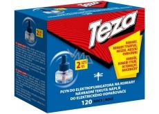 Teza Elektrický odparovač proti komárom náhradná tekutá náplň 120 nocí 2 x 36 ml