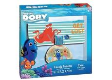 Disney Hľadá sa Dory toaletná voda 30 ml + peračník pre deti darčeková sada