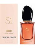 Giorgio Armani Si Eau de Parfum Intense toaletná voda pre ženy 30 ml