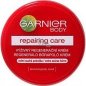Garnier Skin Naturals Regeneračná starostlivosť výživný krém na veľmi suchú pleť 200 ml
