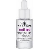 Essence Nail Art Express Dry Drops rýchloschnúce kvapky 8 ml