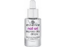 Essence Nail Art Express Dry Drops rychleschnoucí kapky 8 ml