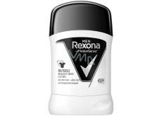 Rexona Men Invisible On Black + White Clothes antiperspirant dezodorant stick pre mužov 50 ml