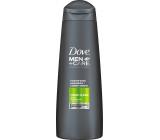 Dove Men + Care Fresh Clean 2v1 šampon na vlasy 250 ml