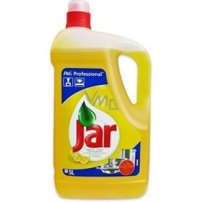 Jar Professional Lemon Prostriedok na ručné umývanie riadu 5 l