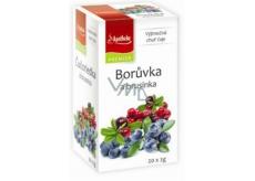 Apotheke Natur Borůvka a brusinka ovocný čaj 20 x 2 g