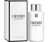 Givenchy L Interdit kúpeľový a sprchový olej pre ženy 200 ml