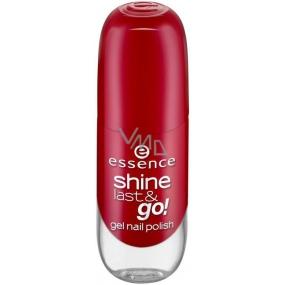 Essence Shine Last & Go! lak na nechty 16 Fame Fatal 8 ml