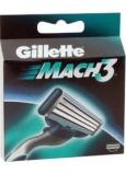 Gillette Mach 3 náhradné hlavice 2 kusov