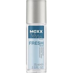 Mexx Fresh Man parfémovaný deodorant sklo 75 ml