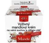 Bion Cosmetics Mandle výživný mandľový denný krém pre veľmi suchú a citlivú pleť 51 ml