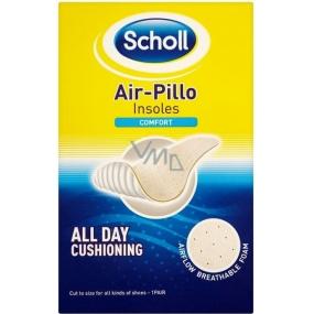 Scholl Air-Pillo Insoles Comfort komfortní vložky do bot 1 pár