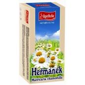 Apotheke Harmanček čaj 20 x 1,5 g