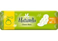 Naturella Classic Basic Normal hygienické vložky 9 kusů