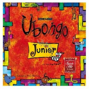Albi Ubongo Junior spoločenská hra pre 2 - 4 hráčov, odporúčaný vek od 5+