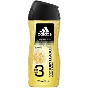 Adidas Victory League sprchový gél pre mužov 250 ml
