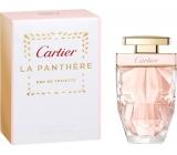 Cartier La Panther Eau de Parfum toaletná voda pre ženy 50 ml