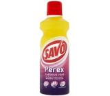 Savo Perex Květinová vůně parfémovaný přípravek předpírání a bělení prádla 1 l