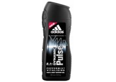 Adidas Dynamic Pulse 2v1 sprchový gel na tělo a vlasy pro muže 250 ml
