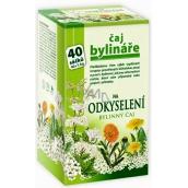 Mediate Bylinář Váňa Na odkyslenie organizmu čaj 40 x 1,6 g