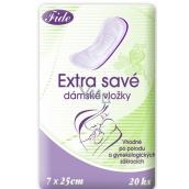 Fide Extra savé dámske vložky vhodné po pôrode a gynekologických zákrokoch 20 kusov