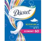 Discreet No Perfume Air slipové intimní vložky pro každodenní použití 60 kusů