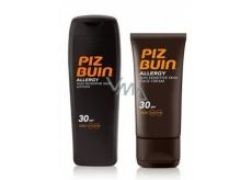 Piz Buin Set Allergy Lotion SPF30+Face Cream SPF30  3614