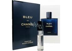 Chanel Bleu de Chanel Parfum 1,5 ml pánska vialka