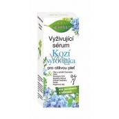 Bion Cosmetics Kozí srvátka vyživujúce sérum pre obnovu hutnosti pleti pre citlivú pleť 40 ml