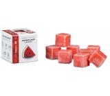 Kozák Vodný melón prírodné vonný vosk do aromalámp a interiérov 8 kociek 30 g