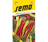 Semo Paprika ročná zeleninová, pre rýchlenie i pre pole Semaroh 0,6 g